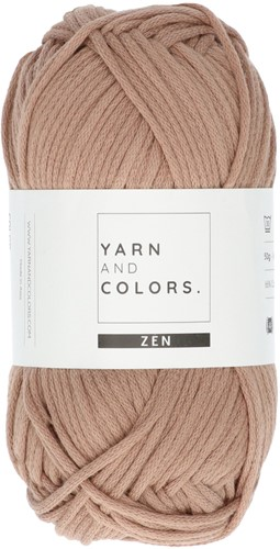 Yarn and Colors Petit Purse Crochet Kit 006 Taupe