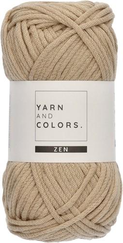 Yarn and Colors Cool Cross Body Bag Crochet Kit 1 Limestone