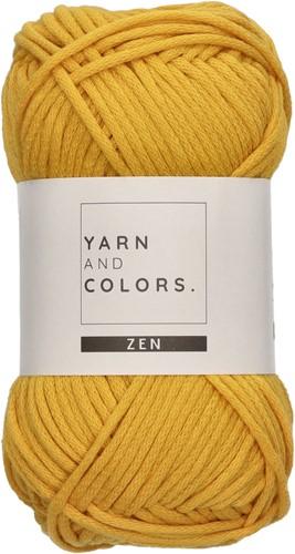 Yarn and Colors Petit Purse Crochet Kit 015 Mustard