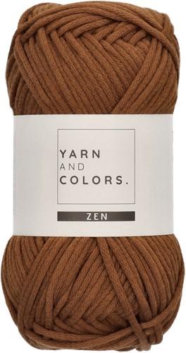 Yarn and Colors Tank Top Knitting Kit 2 Satay M