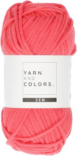 Yarn and Colors Boho Blanket Crochet Kit 041 Coral