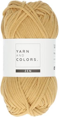 Yarn and Colors Petit Purse Crochet Kit 089 Gold