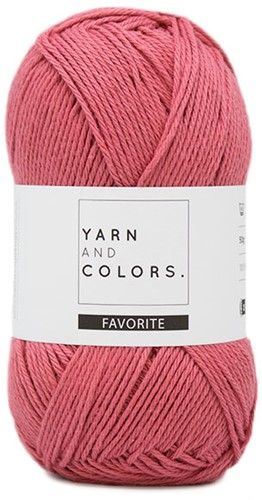 Yarn and Colors Favorite 048 Antique Pink