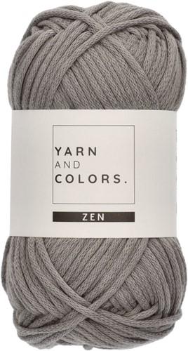 Yarn and Colors Tank Top Knitting Kit 3 Shark Grey S