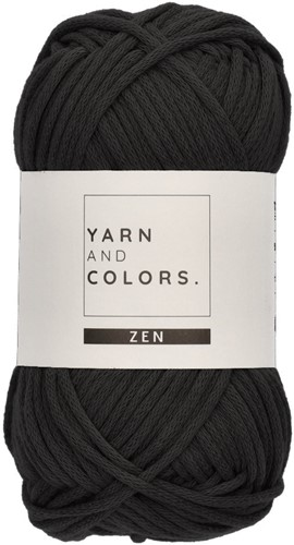 Yarn and Colors Tank Top Knitting Kit 4 Graphite M