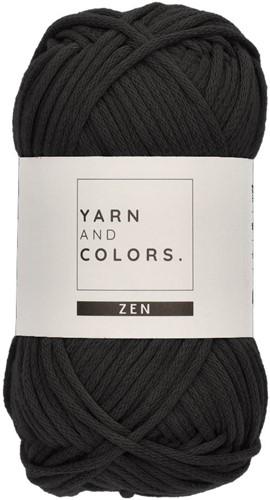 Yarn and Colors Petit Purse Crochet Kit 099 Graphite