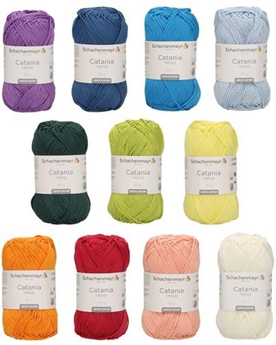 Catania Trend 2021 Yarn Pack