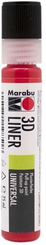 Antislip Liner 631 Cherry Red