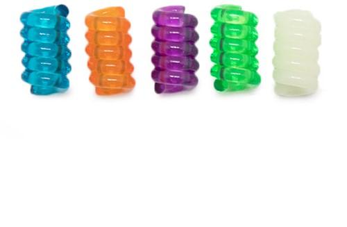 Clover Coil Knitting Needles Holders S