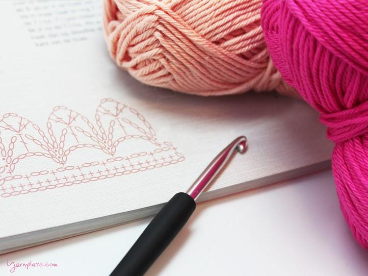 Crochet abbreviations and crochet symbols
