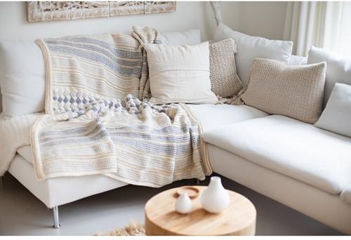 Crochet Pattern Stayhome 2020 Blanket