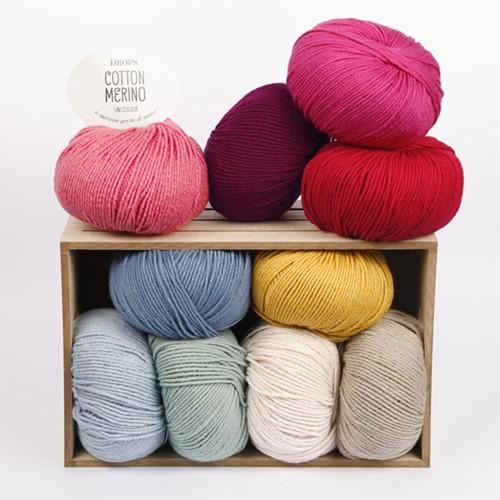 Drops Magic Summer CAL Yarn Kit 1