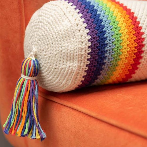 Yarn and Colors Rainbow Roll Booklet