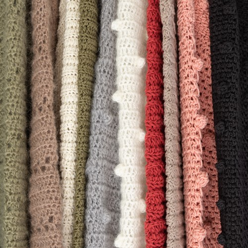Yarn and Colors Emilia's Fall Favorites Pattern Bundle