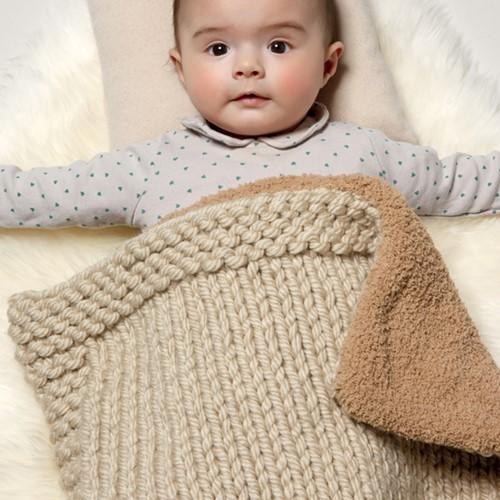 Knitting Pattern Express Blanket