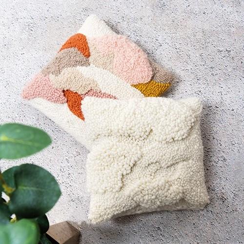 Fantasy Pillow Uni Punch Needle Kit 1