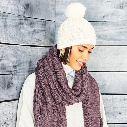 Knitting Pattern Stylecraft Softie Chunky No. F099 Hat