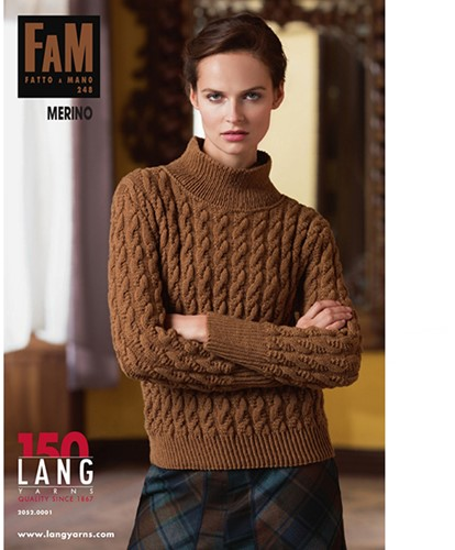 Lang Yarns Fatto A Mano No.248 Merino
