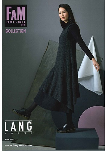Lang Yarns Fatto a Mano No. 255 Collection