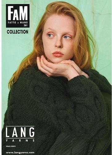 Lang Yarns Fatto a Mano No. 261 Collection