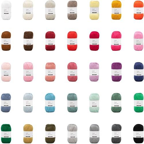 Yarn and Colors Favorite Alle Kleuren Pakket