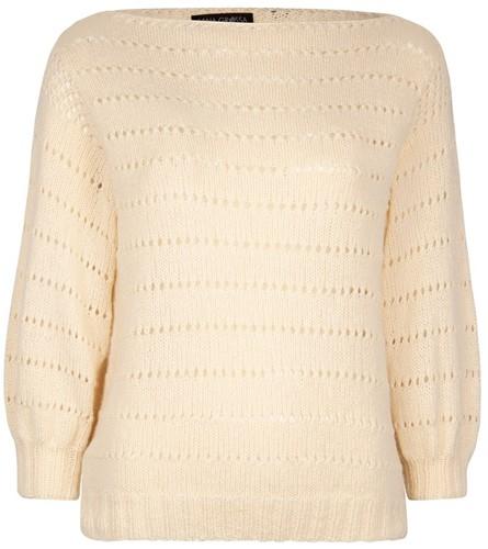 Knitting Pattern Ecopuno Romantic Summer Sweater