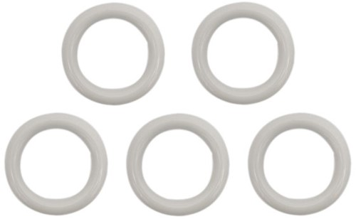 Durable Plastic Rings 40mm 5 pieces 016