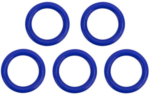 Durable Plastic Rings 40mm 5 pieces 215