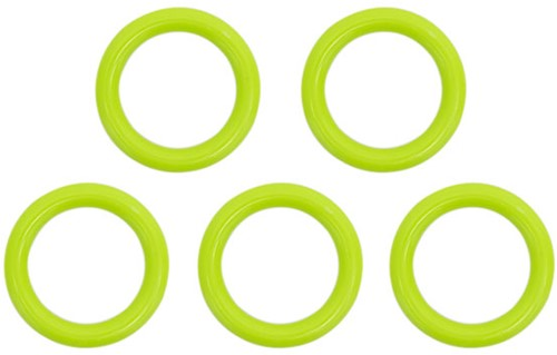 Durable Plastic Rings 40mm 5 pieces 547