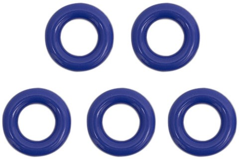 Durable Plastic Rings 25mm 5 pieces 215