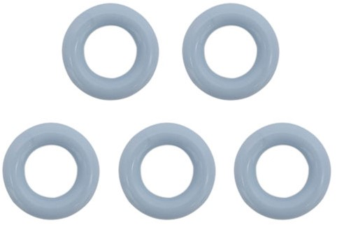 Durable Plastic Rings 25mm 5 pieces 259