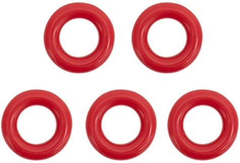 Durable Plastic Rings 25mm 5 pieces 722