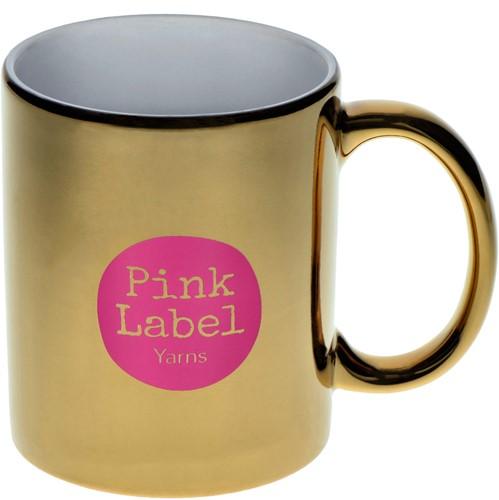 Pink Label Mug