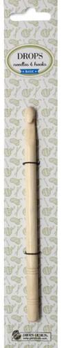 Drops Basic Crochet Hook Birch 8,0mm