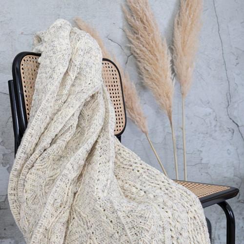 DMC Twisted Crochet Kit CAL Ecru