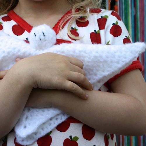 Crochet pattern Halloween ghost