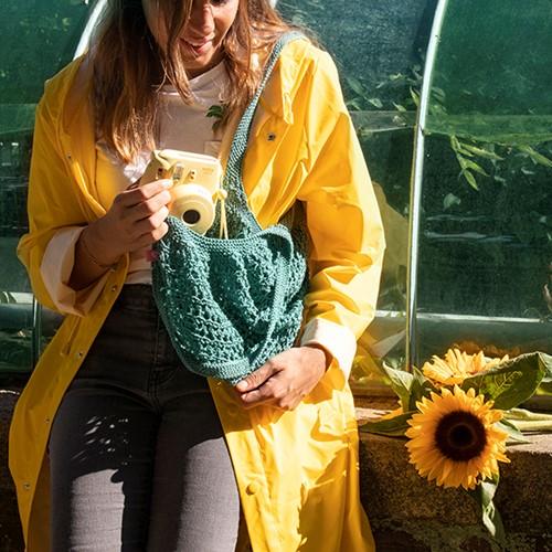 Knitting Pattern Joly Bag