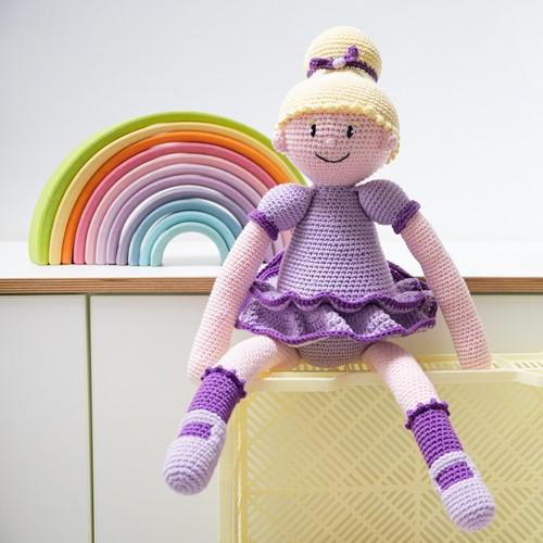 Ballerina Sofie Doll Crochet Kit