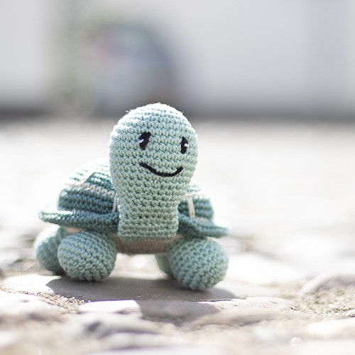 Crochet Pattern Turtle Joly