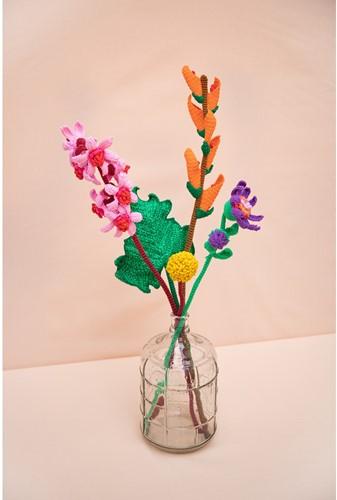 Spring Bouquet Crochet Kit