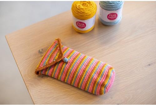 Mixed Up Crochet Hook Case Crochet Kit