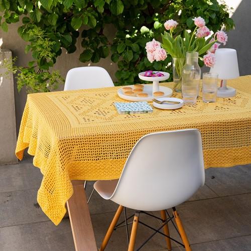 Crochet Pattern Dream Tablecloth 5.0
