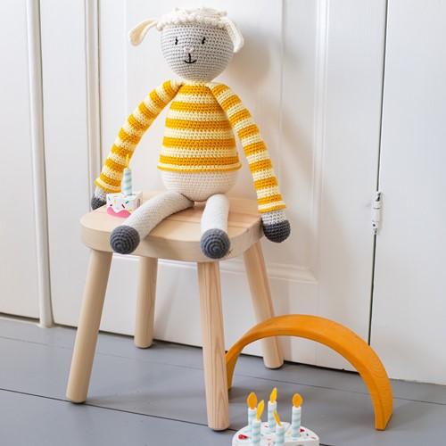 Crochet Pattern Sheep Sara