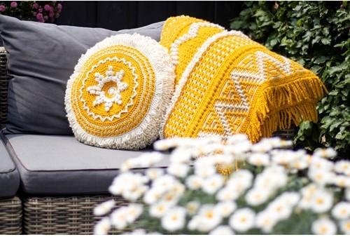 Crochet Pattern Dream Cushion 3.0 Round