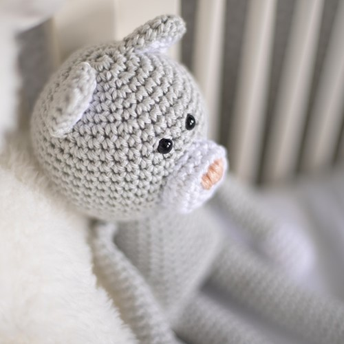 Crochet Pattern Yarnplaza Cuddly Toy Cat XL