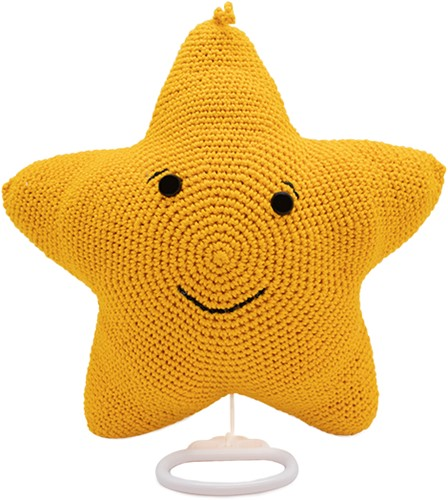Dream Music Box Star Crochet Kit