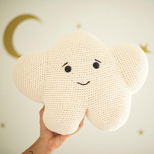 Dream Cushion Cloud Crochet Kit