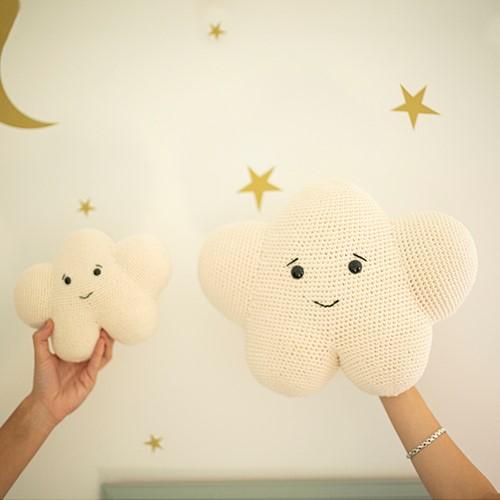 Crochet Pattern Dream Cushion & Music Box Cloud