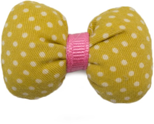 Phildar Mini Bows 1 Jaune