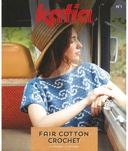 Katia Fair Cotton Crochet No. 1 2020